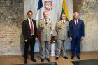 Keičiasi Prancūzijos gynybos atašė Lietuvai