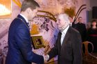 A. Nasvyčiui suteiktas Vilniaus garbės piliečio vardas