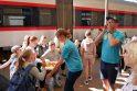 """Prasideda festivalis """"Sveika, Neringa!"""": į pajūrį išvyko keturiasdešimt vaikų"""