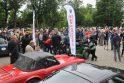 Aukštaitijos apylinkių gyventojus stebins istoriniai automobiliai ir motociklai
