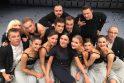 Vienintelis A. Cholinos ir Maskvos J. Vachtangovo teatro pasirodymas Palangoje!