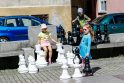 Gatvės muzika Klaipėdoje