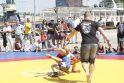Klaipėdoje – įtraukiantis sporto savaitgalis