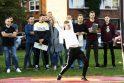 Klaviatūrų mėtymo čempionatas Klaipėdoje – rekordinis