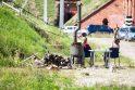 VII forto teritorijoje žmonės per metus metalo išmeta daugiau už 3000 litų