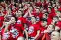 """""""Lietuvos ryto"""" krepšininkai LKL čempionate antrą kartą nugalėjo """"Žalgirį"""""""