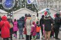 Sostinėje susirinko šeši Kalėdų Seneliai