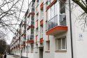 Atnaujino: dar ne taip seniai daugiausia šilumos mieste naudojęs Pušyno g. 29 daugiabutis, renovuotas už beveik pusę milijono eurų, dabar sutaupo 60 proc. energijos.