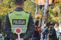 Būsena: nors policijos pareigūnai tvirtino, kad Poilsio parkas yra viena ramesnių vietų Klaipėdoje, kai kurie lankytojai čia nesijaučia saugūs ir dieną.