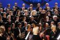 Įvykis: į gastroles Klaipėdos valstybinio muzikinio teatro choras išvyksta nedažnai.