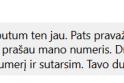 Sukčiaus sulaikymo operacija Kaune