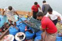 Raudonojoje jūroje nušauti 33 somaliečių pabėgėliai