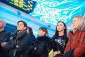 Kaunas linksmai šventė Valstybės atkūrimo dieną