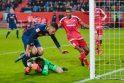 """""""Ingolstadt"""" futbolininkai namie 1:0 įveikė """"Leipzig"""""""