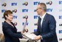 Lietuvos krepšinio lyga grįžta į BTV