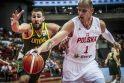 Lietuvos krepšinio rinktinė pasaulio čempionato atrankoje įveikė Lenkiją