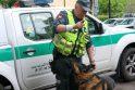 Karmėlavoje pašautą moterį išgelbėjęs pareigūnas: negalvojau, kas man atsitiks
