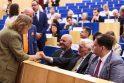V. Adamkus: Pasaulio lietuvių bendruomenė toliau prasmingai telkia lietuvių tautą