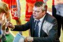 """L. Mikelevičienė dramatiškai ištempė """"Sūduvą"""" į pergalę Klaipėdoje"""