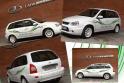 """Pirmieji elektromobiliai """"El Lada"""" tarnaus kaip taksi"""