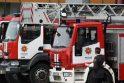Klaipėdoje ugniagesio vairuojama mašina partrenkė pėsčiąjį