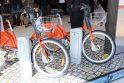Į Vilnių vėl grįžta oranžiniai dviračiai