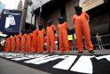Afganistano prezidentas ragina uždaryti Gvantanamo kalėjimą