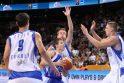 Jaunųjų talentų parodomosiose rungtynėse - lietuvio komandos pergalė