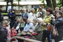 Kaune tautinės mažumos pristatė savo savitumą
