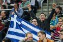 """Skaudus smūgis: """"Žalgiris"""" neatsilaikė prieš graikus (komentarai)"""