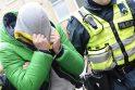Sulaikytas trečias galimas padegėjas, vieną leista suimti 2 mėnesiams