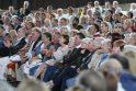 Maksimas Galkinas Palangoje pradžiugino šimtus gerbėjų
