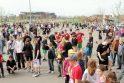 Krepšinio šventėje Klaipėdoje šeštadienį laukiama dalyvių rekordo