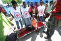 Haityje kilus riaušėms dėl choleros epidemijos žuvo du žmonės