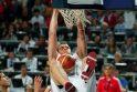 Turkijos krepšininkai nepaliko vilčių slovėnams