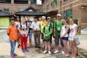 Jaunieji kauniečiai iš Pietų Korėjos grįžo su 8 medaliais