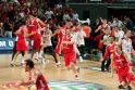 Finale - JAV ir Turkija, dėl bronzos lietuviai kausis su serbais