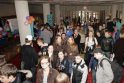 Jaunimo organizacijų mugė Klaipėdoje – sausakimša