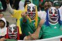 B grupė: Nigerija - Korėjos Respublika 2:2 ir Graikija - Argentina 0:2 (papildyta)