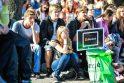 Aktyvus sirgalių palaikymas nepadėjo, krepšininkai pralaimėjo