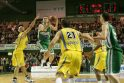 """Žalgiris"" - ""Asseco Prokom"": antroji pergalė 93:88 (komentarai)"