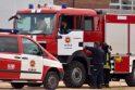 Pažeistas dujotiekio vamzdis ant kojų sukėlė spec. tarnybas