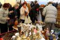 Sendaikčių mugėje - Estijos ir Latvijos kolekcionieriai