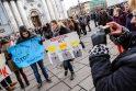 Mokiniai pasmerkė korupciją: kyšiai – negerai, tai nešvarūs pinigai!