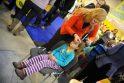 """Paroda """"Vaikų šalis"""": nuo žaislų ligoninės iki knygų vežimėlyje"""