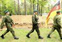 Vilniuje perlaidoti vokiečių karių palaikai