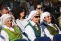"""Festivalis """"Atataria lamzdžiai"""" gaivina vestuvių tradicijas"""