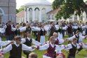 Katalizatorius: mažosios kultūros sostinės renginiai, pernai vykę Raudondvaryje, tapo vienijančiais miestelio bendruomenę.
