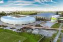 Situacija: bendrovė Vilniaus nacionalinis stadionas elektroniniu būdu keldamas reikiamus dokumentus susidūrė su problemomis, todėl buvo nuspręsta pateikti popierinį variantą.