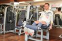 Naujausias Ž. Grigaičio stiliaus atradimas – kojinės su pieno proteinais